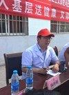 市委卫生支部在宝塔区冯庄乡开展大型义诊活动