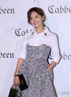 吴佩柔出席时尚活动 简约素雅亮相展知性气质
