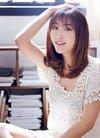 美女明星杜若溪清新甜美写真图片桌面壁纸
