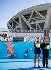 2018中国网球公开赛:张帅、孟美岐助力宋庆龄...