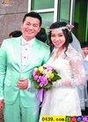 欧锦棠和妻子分居三年半复合