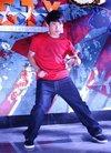 参加《乐火男孩》魔鬼歌舞训练 阿穆隆前后判...