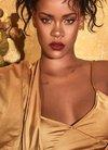 组图:蕾哈娜写真大片曝光 妆容精致高贵冷艳