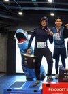 五公里健康跑活动在庆丰公园成功举行 世界越...
