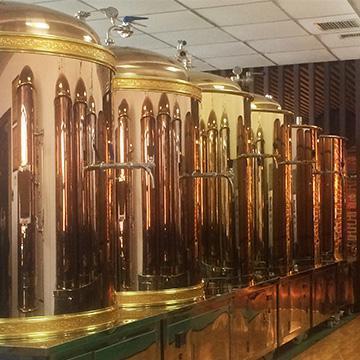 精酿啤酒打酒设备  精酿啤酒需要什么设备,